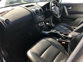 2010 Nissan Dualis J10 MY10 TI (4x4) 6 Speed Manual Wagon