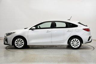 2020 Kia Cerato BD MY20 S Silky Silver 6 Speed Sports Automatic Hatchback.