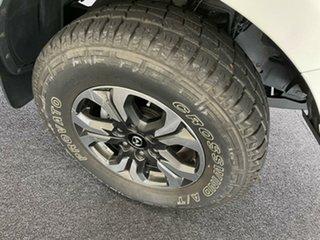 2015 Mazda BT-50 UR0YF1 XTR White 6 Speed Manual Utility