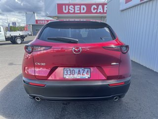 2020 Mazda CX-30 DM2W7A G20 SKYACTIV-Drive Pure Red 6 Speed Sports Automatic Wagon