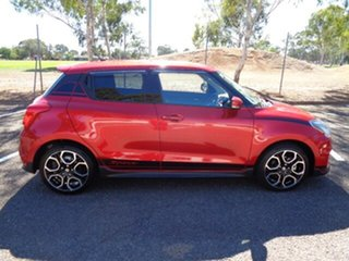 2018 Suzuki Swift AZ Sport Red 6 Speed Manual Hatchback.