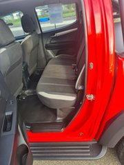 2016 Holden Colorado RG LS Absolute Red 6 Speed Automatic Crewcab