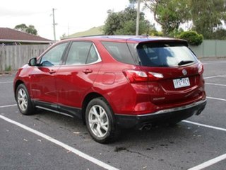 2019 Holden Equinox EQ Turbo LT Glory Red Automatic Wagon.