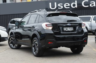 2015 Subaru XV G4X MY15 2.0i Lineartronic AWD Crystal Black 6 Speed Constant Variable Wagon.