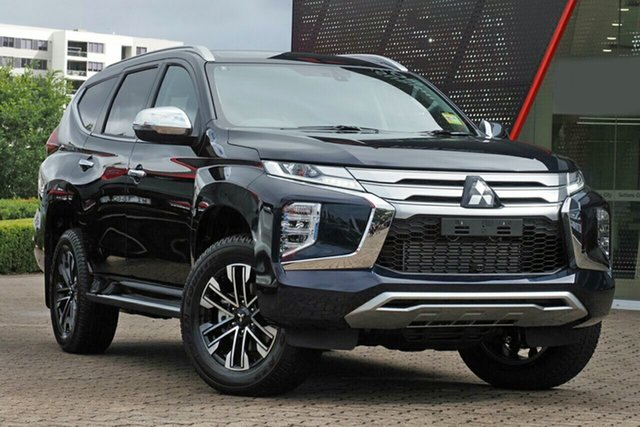 New Mitsubishi Pajero Sport QF MY21 GLS Essendon North, 2021 Mitsubishi Pajero Sport QF MY21 GLS White 8 Speed Sports Automatic Wagon