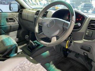 2006 Holden Rodeo RA MY06 LX Crew Cab Black 5 Speed Manual Utility