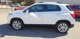 2018 Holden Trax TJ MY18 LTZ White 6 Speed Automatic Wagon