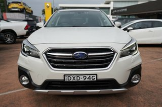 2018 Subaru Outback MY18 2.5I Premium AWD White Continuous Variable Wagon
