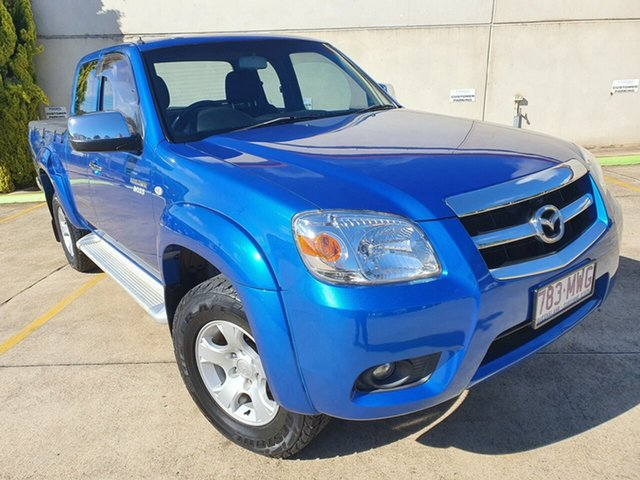 Used Mazda BT-50 UNY0E4 SDX Freestyle Toowoomba, 2010 Mazda BT-50 UNY0E4 SDX Freestyle 5 Speed Manual Utility