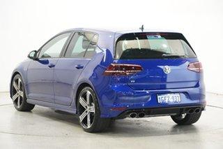 2017 Volkswagen Golf 7.5 MY17 R DSG 4MOTION Blue 7 Speed Sports Automatic Dual Clutch Hatchback