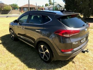 2016 Hyundai Tucson TLE Highlander (AWD) Brown 7 Speed Auto Dual Clutch Wagon