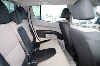2015 Mitsubishi Triton MQ MY16 GLX Double Cab 4x2 Black 6 Speed Manual Utility