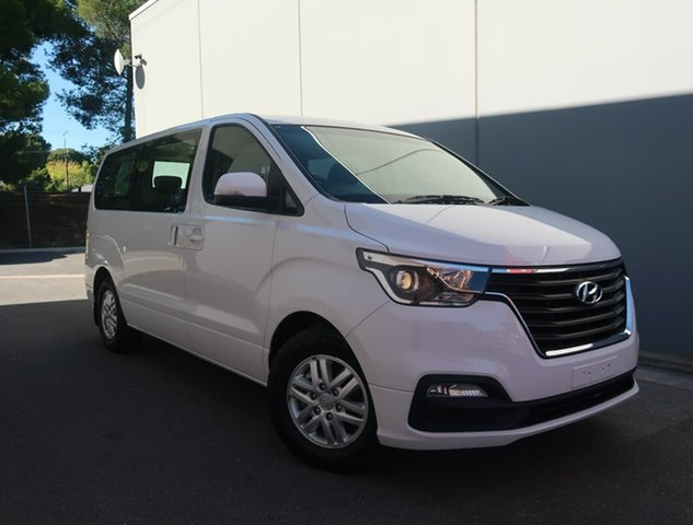 Used Hyundai iMAX TQ4 MY20 Active Reynella, 2019 Hyundai iMAX TQ4 MY20 Active White 5 Speed Automatic Wagon