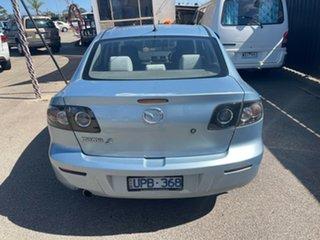 2007 Mazda 3 BK10F2 Neo Blue 4 Speed Sports Automatic Sedan