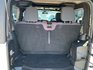 2011 Jeep Wrangler JK MY2011 Sport White 6 Speed Manual Softtop
