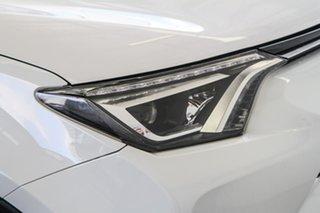 2017 Toyota RAV4 ZSA42R MY18 GX (2WD) Glacier White Continuous Variable Wagon