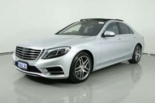 2014 Mercedes-Benz S400h Hybrid 222 Series 3.0 V6 Petrol Sedan.
