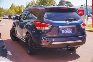 2014 Nissan Pathfinder R52 MY14 ST-L X-tronic 4WD Blue 1 Speed Constant Variable Wagon