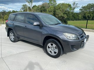 2010 Toyota RAV4 GSA33R MY09 CV6 Grey 5 Speed Automatic Wagon.