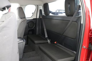 2015 Toyota Hilux GUN126R SR (4x4) Red 6 Speed Manual X Cab Utility