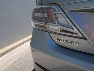 2011 Toyota Aurion GSV40R MY10 AT-X Silver 6 Speed Sports Automatic Sedan