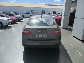 2012 Ford Focus LW MK2 Trend Grey 6 Speed Automatic Sedan.