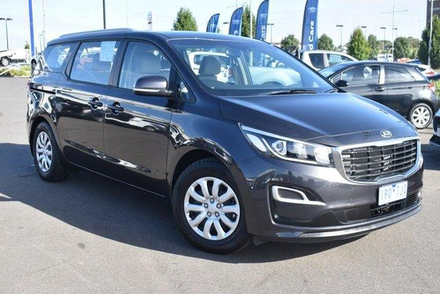 Used Kia Carnival YP MY20 S Essendon Fields, 2020 Kia Carnival YP MY20 S Grey 8 Speed Sports Automatic Wagon