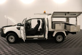2012 Ford Ranger PX XL 6 speed Manual Cab Chassis