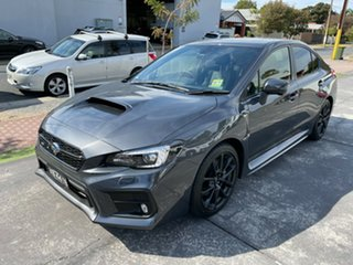2021 Subaru WRX V1 MY21 Premium Lineartronic AWD Magnetite Grey 8 Speed Constant Variable Sedan.