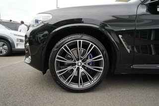 2019 BMW X3 G01 M40I Black Sapphire 8 Speed Automatic Wagon.