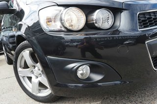 2014 Holden Barina TM MY15 CDX Black 6 Speed Automatic Hatchback.