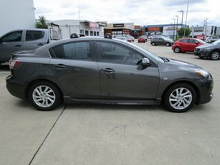 2011 Mazda 3 BL1072 SP20 SKYACTIV-Drive SKYACTIV Dark Grey 6 Speed Sports Automatic Sedan