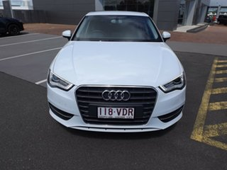 2014 Audi A3 8V Attraction Sportback S Tronic 7 Speed Sports Automatic Dual Clutch Hatchback
