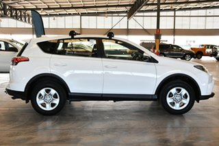 2018 Toyota RAV4 ZSA42R MY18 GX (2WD) Glacier White Continuous Variable Wagon