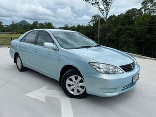 2006 Toyota Camry ACV36R MY06 Altise Limited Silver 4 Speed Automatic Sedan.