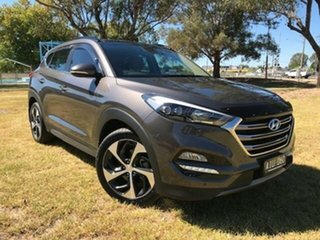 2016 Hyundai Tucson TLE Highlander (AWD) Brown 7 Speed Auto Dual Clutch Wagon.