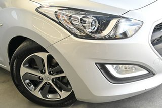 2015 Hyundai i30 GD Active Tourer Silver 6 Speed Sports Automatic Wagon.