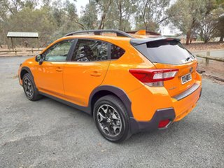 2018 Subaru XV G5X MY19 2.0i-L Lineartronic AWD Orange 7 Speed Constant Variable Wagon.