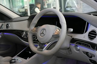 2016 Mercedes-Benz S-Class W222 806MY S350 d 7G-Tronic + Blue 7 Speed Sports Automatic Sedan.