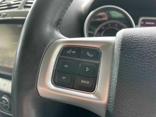 2012 Dodge Journey JC MY12 R/T Black 6 Speed Automatic Wagon