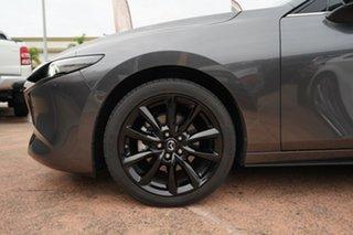 2020 Mazda 3 BP G25 Astina Grey 6 Speed Automatic Hatchback.