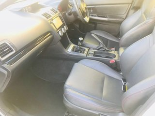 2016 Subaru WRX V1 MY16 Premium AWD White 6 Speed Manual Sedan