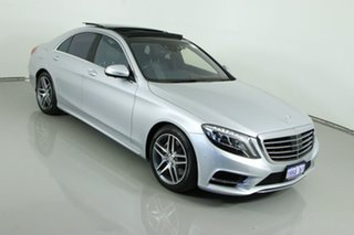 2014 Mercedes-Benz S400h Hybrid 222 Series 3.0 V6 Petrol Sedan