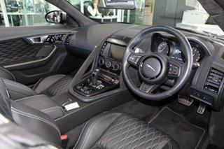 2016 Jaguar F-TYPE SVR X152 MY17 SVR Grey 8 Speed Sports Automatic Convertible.