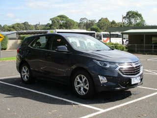2019 Holden Equinox EQ Turbo LT Blue Steel Automatic Wagon.