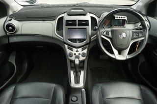 2014 Holden Barina TM MY15 CDX Black 6 Speed Automatic Hatchback