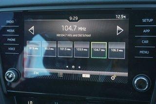2020 Skoda Octavia NE MY20.5 110TSI DSG White 7 Speed Sports Automatic Dual Clutch Wagon
