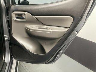2018 Mitsubishi Triton MQ MY18 GLX+ Double Cab Titanium 5 Speed Sports Automatic Utility