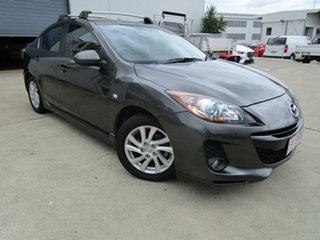 2011 Mazda 3 BL1072 SP20 SKYACTIV-Drive SKYACTIV Dark Grey 6 Speed Sports Automatic Sedan.