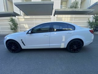 2015 Holden Commodore VF II MY16 Evoke White 6 Speed Sports Automatic Sedan